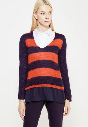 Пуловер Pennyblack. Цвет: разноцветный