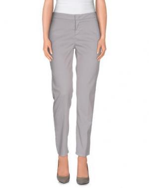 Повседневные брюки E_GO' SONIA DE NISCO. Цвет: сиреневый