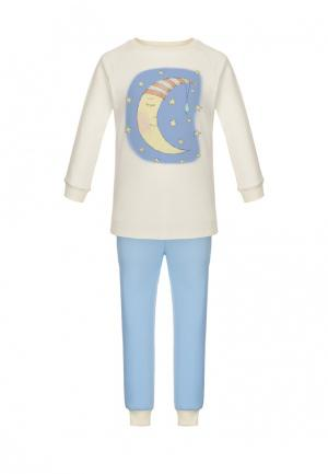 Пижама Lisa&Leo. Цвет: разноцветный