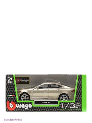 1:32 BB Машина Jaguar XF металл. Bburago. Цвет: золотистый