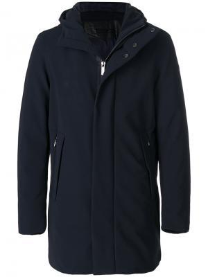 Зимнее пальто Rrd. Цвет: синий