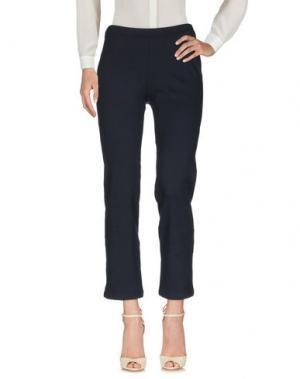 Повседневные брюки ALMERIA. Цвет: темно-синий