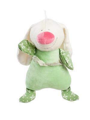 Подвесная декоративная фигурка LOVELY JOY. Цвет: зеленый