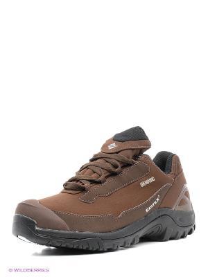 Ботинки EDITEX. Цвет: коричневый