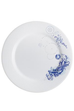 Тарелка обеденная, 28 см KAHLA. Цвет: белый