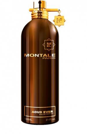 Парфюмерная вода Aoud Ever Montale. Цвет: бесцветный