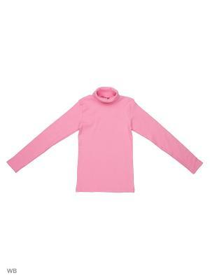 Водолазка детская Bonito kids. Цвет: розовый