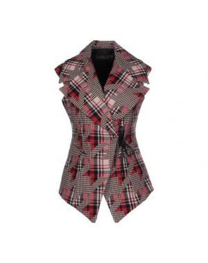 Пиджак GOOD ON HEELS. Цвет: красно-коричневый