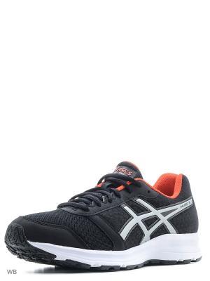 Спортивная обувь PATRIOT 8 ASICS. Цвет: черный, красный