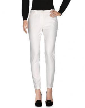 Повседневные брюки LES EPICES. Цвет: белый
