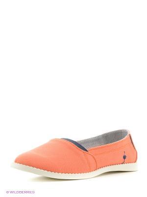 Слиперы Nexpero. Цвет: оранжевый
