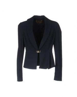 Пиджак BETTY BLUE. Цвет: темно-синий