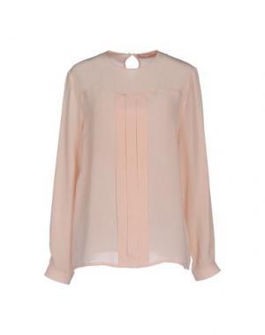 Блузка SETE DI JAIPUR. Цвет: абрикосовый