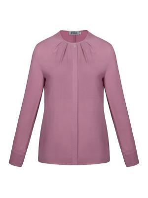 Блузка из вискозы APRELLE. Цвет: розовый