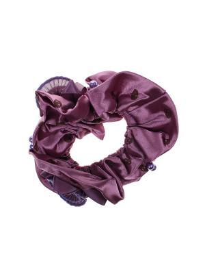 Резинка Infiniti. Цвет: фиолетовый