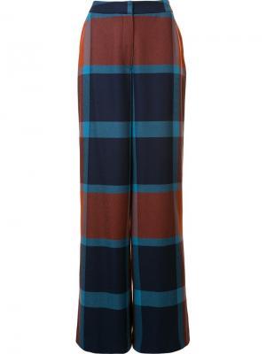 Ashland trousers Tanya Taylor. Цвет: красный
