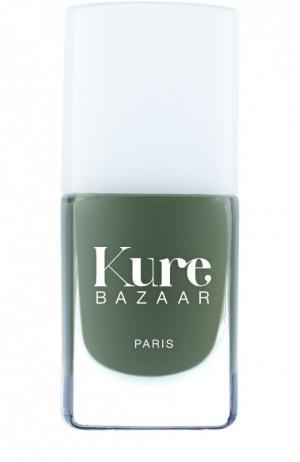 Лак для ногтей Khaki Kure Bazaar. Цвет: бесцветный