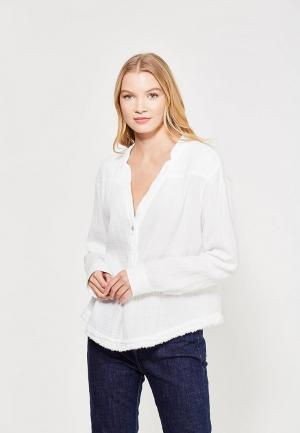 Блуза Free People. Цвет: белый