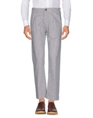 Повседневные брюки ORIGINAL VINTAGE STYLE. Цвет: темно-синий