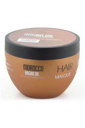 Восстанавливающая маска 250 мл Morocco Argan Oil. Цвет: none