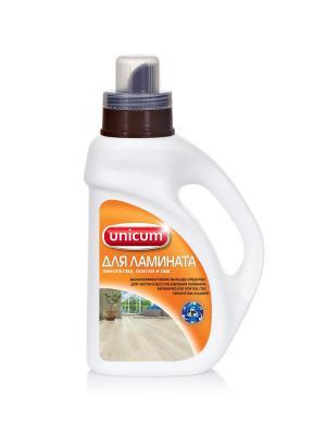 Unicum Средство для мытья полов Ламинат 1л B&B. Цвет: белый