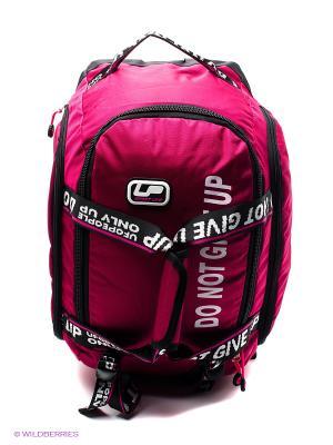 Рюкзак UFO PEOPLE. Цвет: красный