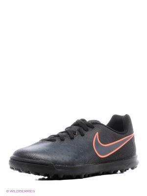 Шиповки JR MAGISTAX OLA II TF Nike. Цвет: черный