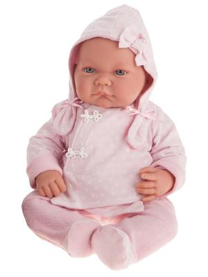 Кукла Алисия, 40 см. Antonio Juan. Цвет: бледно-розовый