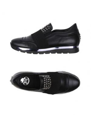Низкие кеды и кроссовки BRAWN'S. Цвет: черный