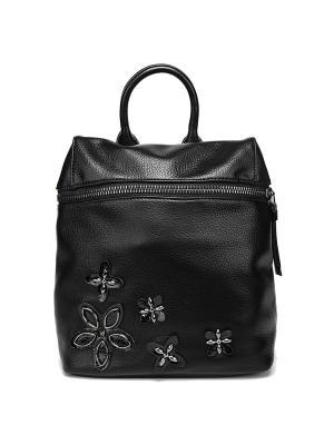 Рюкзак Lisette. Цвет: черный
