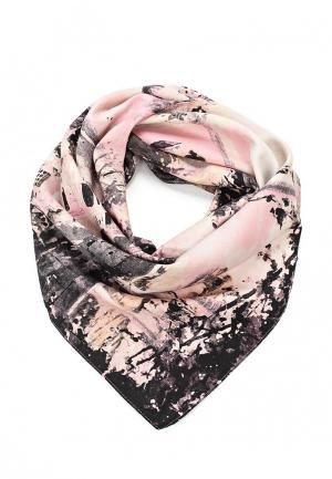 Платок Fete. Цвет: розовый