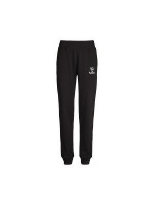 Спортивные брюки CLASSIC BEE SWEAT PANTS HUMMEL. Цвет: черный