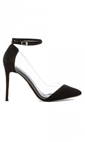Туфли на каблуке tara RAYE. Цвет: черный