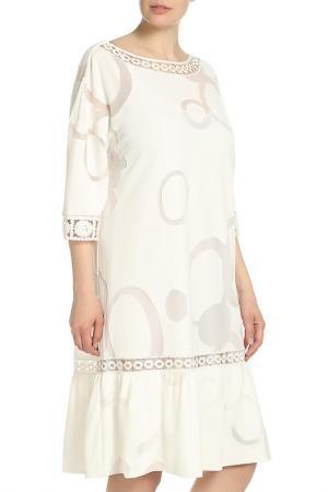 Платье Severi Darling. Цвет: белый