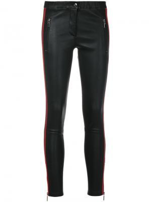Эластичные брюки Lacay Arma. Цвет: чёрный