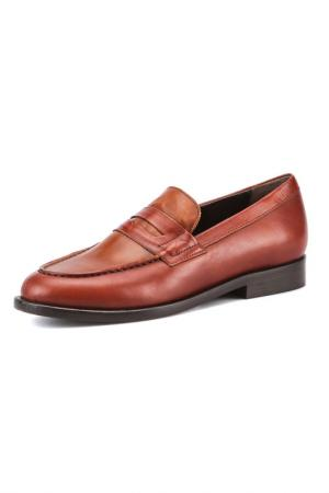 Туфли G.H. BASS. Цвет: коричневый