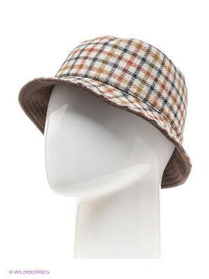 Шляпа муж. Marini Silvano.. Цвет: бежевый, оранжевый, белый, серый