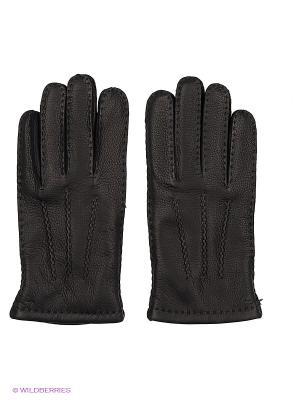 Перчатки GIORGIO REDAELLI. Цвет: черный