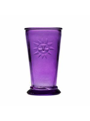 Стакан Сан SAN MIGUEL. Цвет: фиолетовый