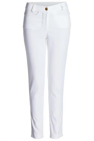 Pants Conquista. Цвет: white