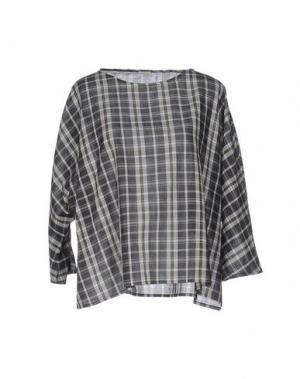 Блузка A.B APUNTOB. Цвет: серый