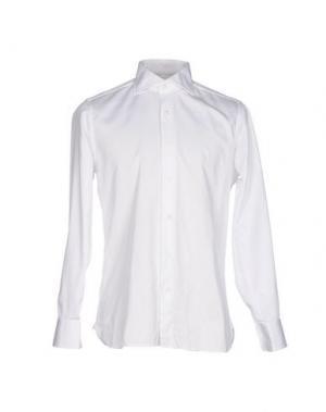 Pубашка SONRISA. Цвет: белый