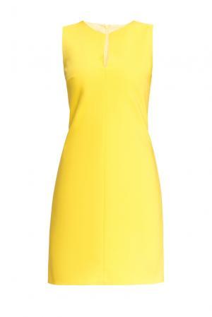 Платье 157375 Access. Цвет: желтый