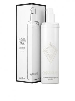 Средство для снятия макияжа, глубокого очищения, обогащенное кислородом и минералами CREMORLAB. Цвет: белый