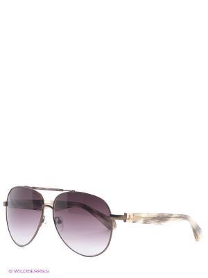 Солнцезащитные очки VW 809S 07 Vivienne Westwood. Цвет: фиолетовый