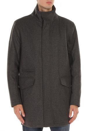 Пальто MARC NEW YORK. Цвет: серый