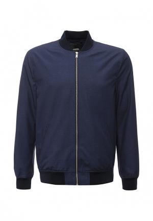 Куртка Burton Menswear London. Цвет: синий