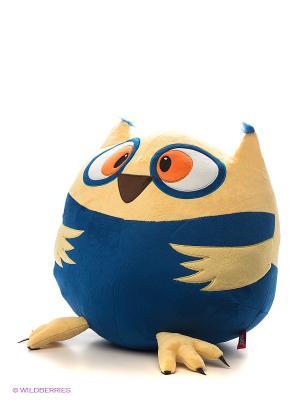 Круглик Совушка Fancy. Цвет: синий, желтый