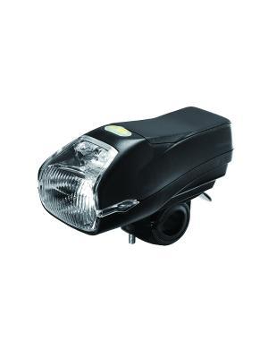 Велосипедный фонарь D-light. Цвет: черный