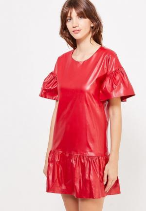 Платье Glam Goddess. Цвет: красный